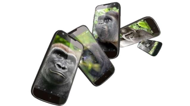 gorilla glass nerde kullanılır ?