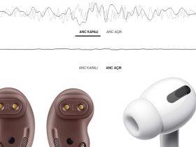 Aktif Gürültü engelleme nedir