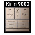 Huawei Kirin 9000 Özellikleri